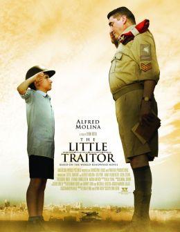 """Постер к фильму """"Маленький предатель"""" /The Little Traitor/ (2007)"""