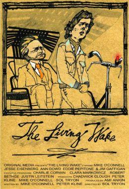 """Постер к фильму """"Живущий след"""" /The Living Wake/ (2007)"""