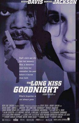 """Постер к фильму """"Долгий поцелуй на ночь"""" /The Long Kiss Goodnight/ (1996)"""