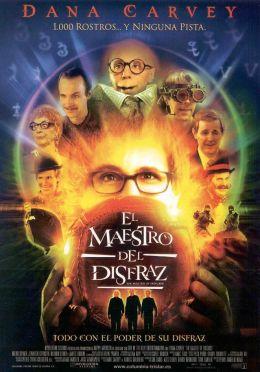 """Постер к фильму """"Мастер перевоплощения"""" /The Master of Disguise/ (2002)"""