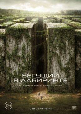 """Постер к фильму """"Бегущий в лабиринте"""" /The Maze Runner/ (2014)"""