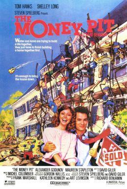 """Постер к фильму """"Прорва"""" /The Money Pit/ (1986)"""