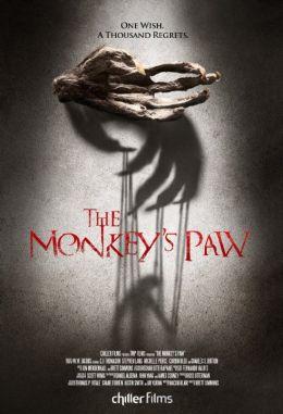 "Постер к фильму ""Обезьянья лапа"" /The Monkey's Paw/ (2013)"