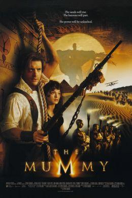 """Постер к фильму """"Мумия"""" /The Mummy/ (1999)"""
