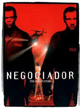 """Постер к фильму """"Переговорщик"""" /The Negotiator/ (1998)"""