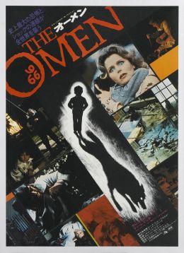 """Постер к фильму """"Омен"""" /The Omen/ (1976)"""