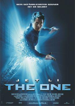 """Постер к фильму """"Противостояние"""" /The One/ (2001)"""