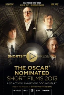 "Постер к фильму ""Oscar Shorts 2013. Фильмы"" /The Oscar Nominated Short Films 2013: Live Action/ (2013)"