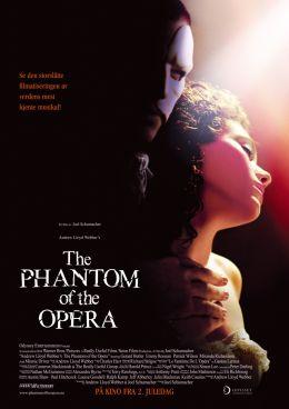 "Постер к фильму ""Призрак оперы"" /The Phantom of the Opera/ (2004)"