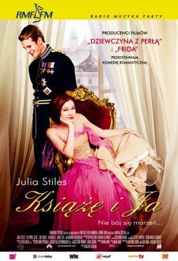 """Постер к фильму """"Принц и я"""" /The Prince & Me/ (2004)"""