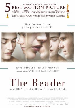 """Постер к фильму """"Чтец"""" /The Reader/ (2008)"""