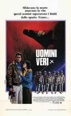 "Постер к фильму ""Парни что надо"" /The Right Stuff/ (1983)"