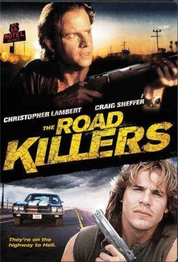 """Постер к фильму """"Цветок у дороги"""" /The Road Killers/ (1994)"""
