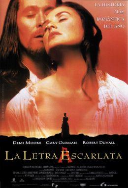 """Постер к фильму """"Алая буква"""" /The Scarlet Letter/ (1995)"""