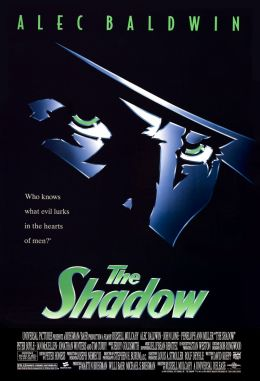 "Постер к фильму ""Тень"" /The Shadow/ (1994)"