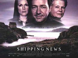 """Постер к фильму """"Корабельные новости"""" /The Shipping News/ (2001)"""