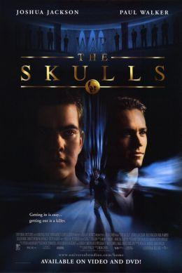 """Постер к фильму """"Черепа"""" /The Skulls/ (2000)"""
