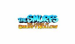 """Постер к фильму """"Смурфики: Легенда о Смурфной лощине"""" /The Smurfs: The Legend of Smurfy Hollow/ (2013)"""