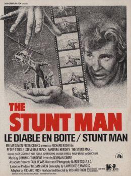 """Постер к фильму """"Трюкач"""" /The Stunt Man/ (1980)"""