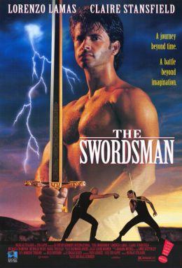 """Постер к фильму """"Фехтовальщик"""" /The Swordsman/ (1992)"""