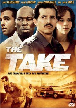 "Постер к фильму ""Реванш"" /The Take/ (2007)"