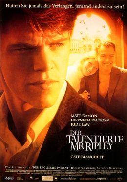 "Постер к фильму ""Талантливый мистер Рипли"" /The Talented Mr. Ripley/ (1999)"