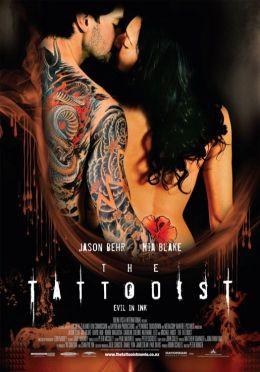 """Постер к фильму """"Татуировщик"""" /The Tattooist/ (2007)"""