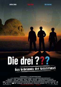 "Постер к фильму ""Три сыщика и тайна острова Скелетов"" /The Three Investigators and the Secret of Skeleton Island/ (2007)"