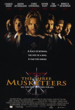 "Постер к фильму ""Три мушкетера"" /The Three Musketeers/ (1993)"