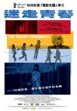 """Постер к фильму """"Кусочки Трэйси"""" /The Tracey Fragments/ (2007)"""