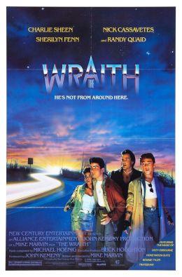 """Постер к фильму """"Дух возмездия"""" /The Wraith/ (1986)"""