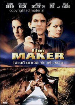 """Постер к фильму """"Правила игры"""" /The Maker/ (1997)"""