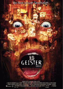 """Постер к фильму """"Тринадцать привидений"""" /Thir13en Ghosts/ (2001)"""