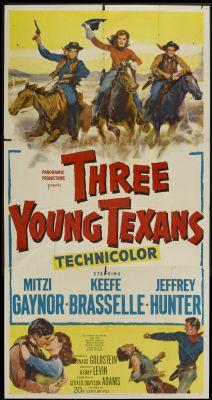 Трое молодых техасцев