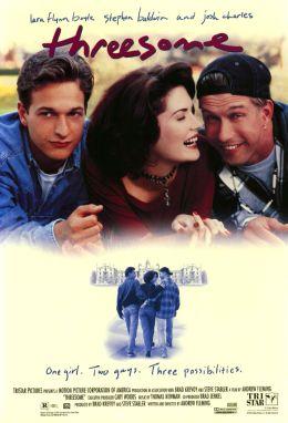 "Постер к фильму ""Трое"" /Threesome/ (1994)"
