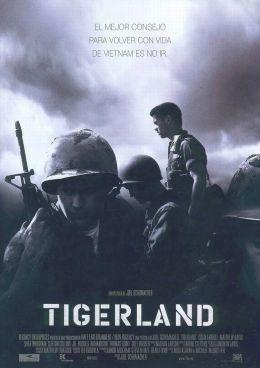 """Постер к фильму """"Страна тигров"""" /Tigerland/ (2000)"""