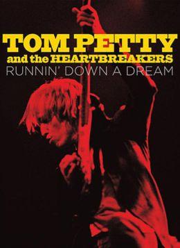 """Постер к фильму """"Том Петти и The Heartbreakers: В погоне за мечтой"""" /Tom Petty and the Heartbreakers: Runnin' Down a Dream/ (2007)"""