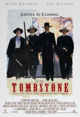 """Постер к фильму """"Тумстоун"""" /Tombstone/ (1993)"""