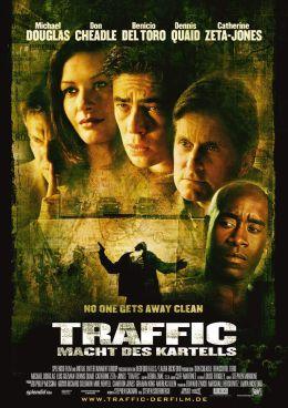 """Постер к фильму """"Траффик"""" /Traffic/ (2000)"""