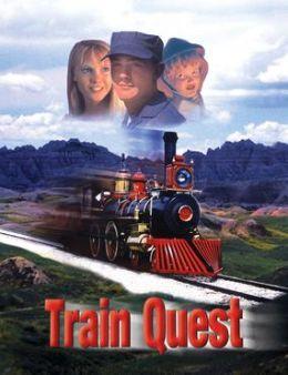 """Постер к фильму """"Поиски поезда"""" /Train Quest/ (2001)"""