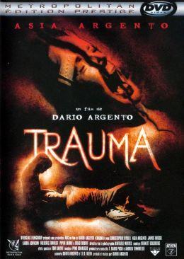 """Постер к фильму """"Травма"""" /Trauma/ (1993)"""