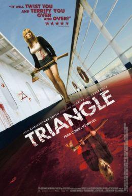"""Постер к фильму """"Треугольник"""" /Triangle/ (2009)"""