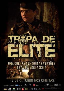 """Постер к фильму """"Элитный отряд"""" /Tropa de Elite/ (2007)"""