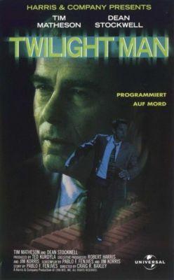 """Постер к фильму """"Человек сумерек"""" /Twilight Man/ (1996)"""