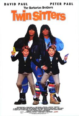 "Постер к фильму ""Няньки"" /Twin Sitters/ (1994)"