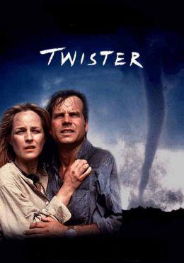 """Постер к фильму """"Смерч"""" /Twister/ (1996)"""