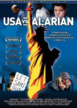 """Постер к фильму """"США против Аль-Ариана: Свобода слова и политическое преследование"""" /USA vs Al-Arian/ (2007)"""