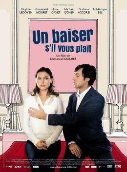 """Постер к фильму """"Давай поцелуемся"""" /Un baiser s'il vous plait/ (2007)"""
