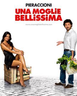 """Постер к фильму """"Прекрасная жена"""" /Una moglie bellissima/ (2007)"""