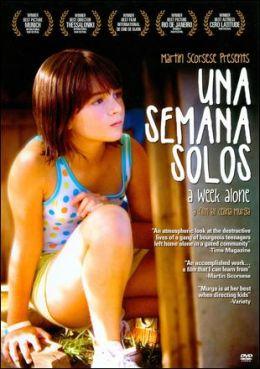 """Постер к фильму """"Неделя в одиночестве"""" /Una semana solos/ (2007)"""
